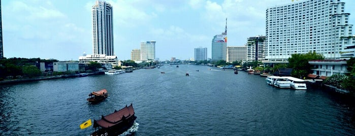 Chao Phraya River is one of Trips / Thailand.
