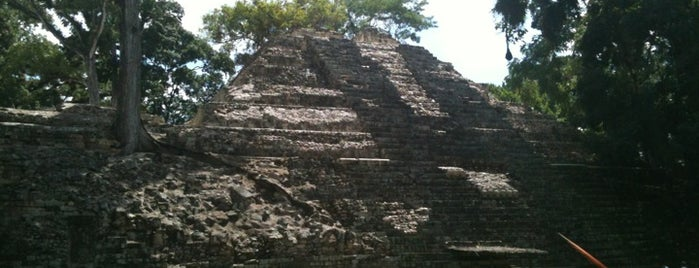 Copán Ruinas is one of World Ancient Aliens.