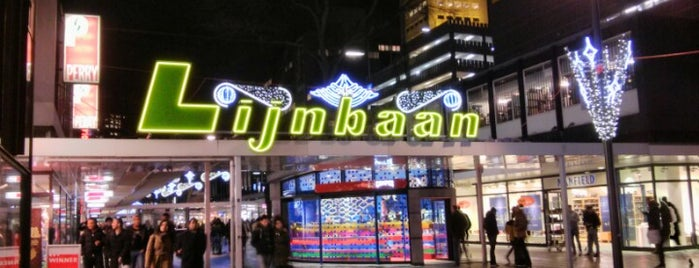 Lijnbaan is one of สถานที่ที่ Ralf ถูกใจ.