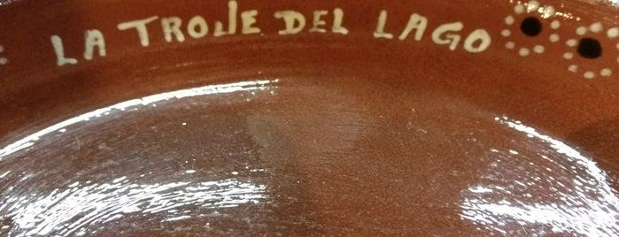 La Troje Del Lago is one of Tempat yang Disimpan Cyril.