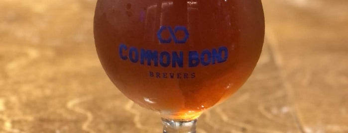 Common Bond Brewers is one of Montgomery.