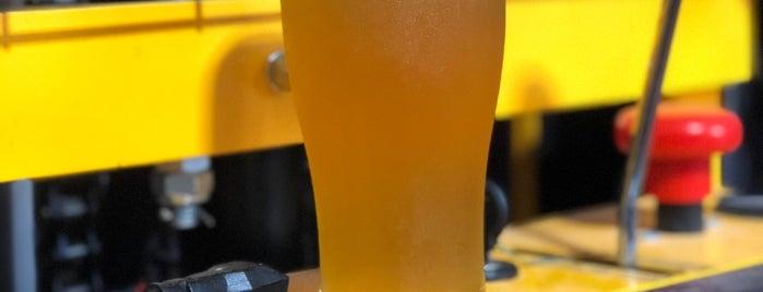 Common Bond Brewers is one of Atlanta/Alabama.