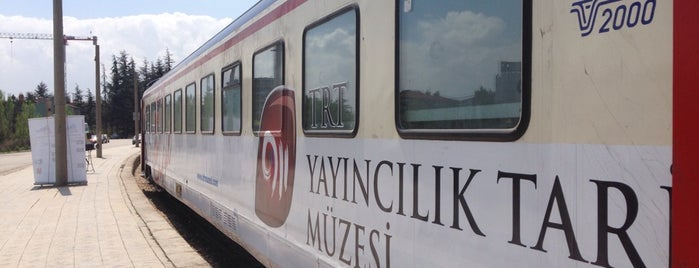 Enveriye Tren İstasyonu is one of Orte, die İlaydaozylmz gefallen.