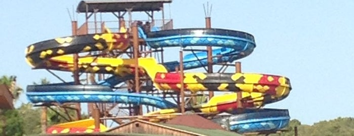 Aqualand is one of Locais curtidos por Eser Ozan.