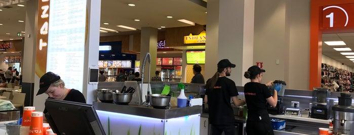 Tank Juice Bar is one of Tempat yang Disukai Rainbow.