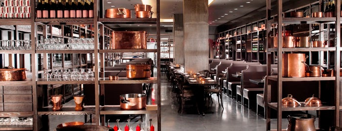 DBGB Kitchen and Bar is one of MY NEW YORK //.