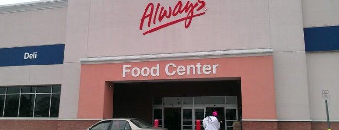 Walmart Supercenter is one of สถานที่ที่ Dawn ถูกใจ.