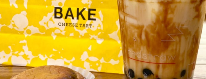 BAKE Cheese Tart is one of Larisa's Liked Places.