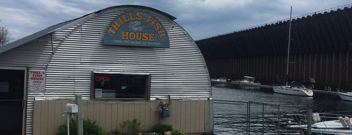Thill's Fish House is one of Upper Peninsula.