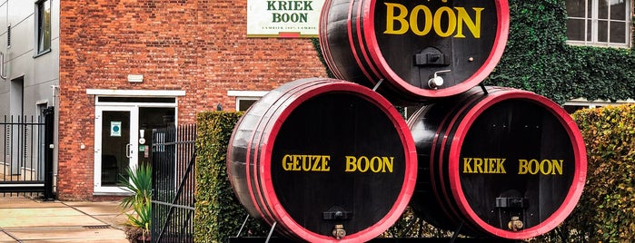 Brouwerij Boon is one of Ultimate Brewery List.
