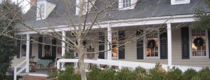 Chickahominy House is one of Orte, die Dawn gefallen.