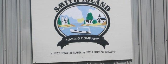 Smith Island Baking Company is one of Maryland Activities Bucket.