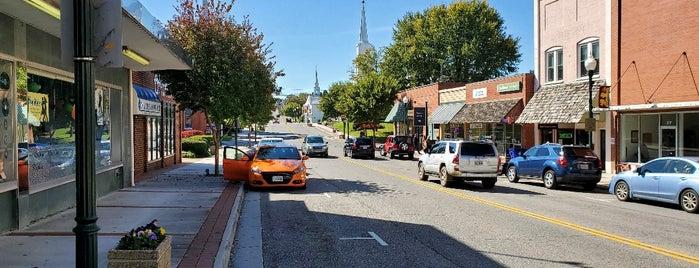 Christiansburg, VA is one of Neighborhood Americas.