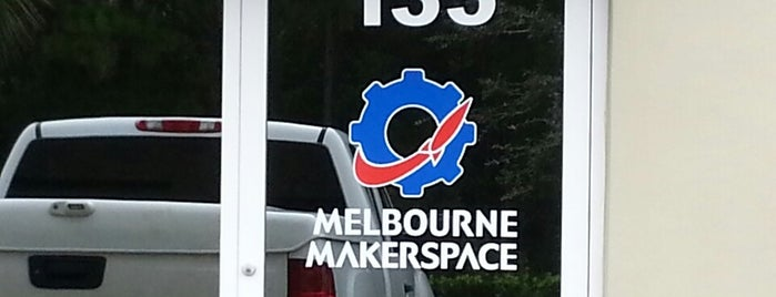Melbourne Makerspace is one of makerspaces and hackerspaces.