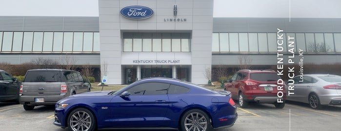 Ford Kentucky Truck Plant is one of Auto Repair.