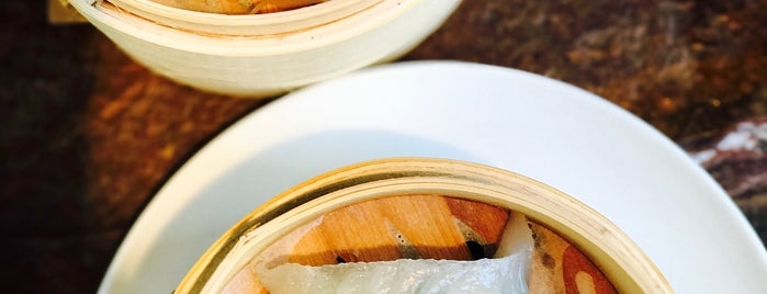 Duck and Rice is one of Dim Sum in London.