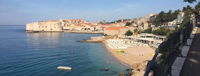 Banje is one of Dubrovnik.