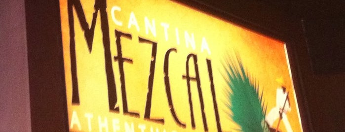 Mezcal Mexican Restaurant is one of Jacksonville / St. Augustine.