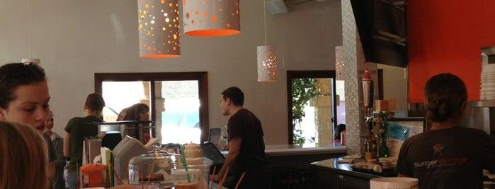 Burger Lounge Kensington is one of Lunch Breaks.