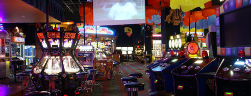 Dave & Buster's is one of The Best Evening Activities For The Family NYC.