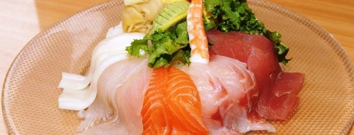 New York Sushi Ko is one of The Locals Only Guide to Eating & Drinking in NYC.