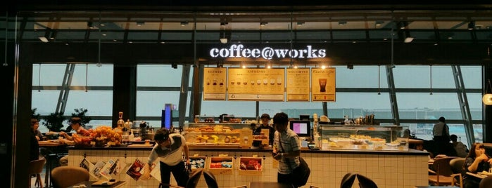 coffee@works is one of Good for your Seoul.