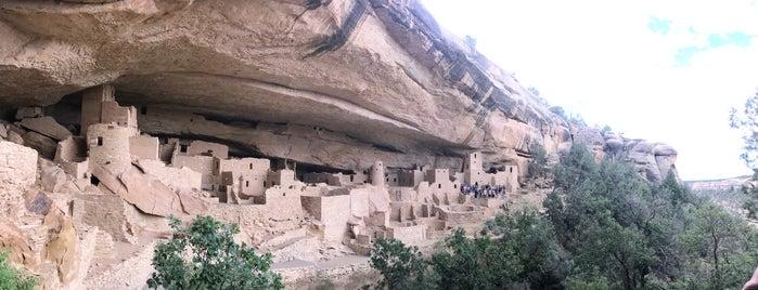 Cliff Palace is one of Tempat yang Disukai Torzin S.
