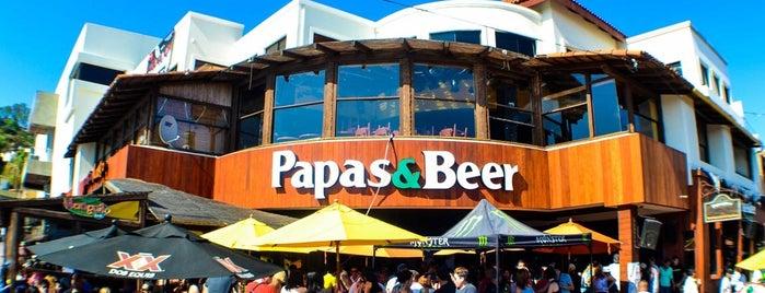 Papas & Beer Ensenada is one of Ensenada.