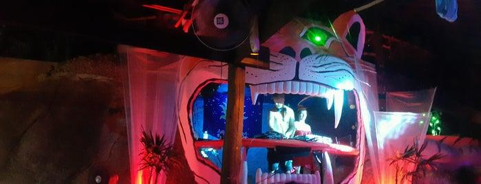 Merkaba Beach Club is one of Bg pH.