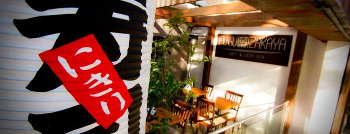 Fu-Gu Izakaya Sake e Sushi Bar is one of Fernandoさんの保存済みスポット.