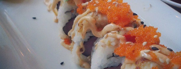 eeZ Fusion and Sushi is one of Concord.