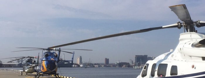 Baltimore Heliport (4 MD) is one of US Airports 2.