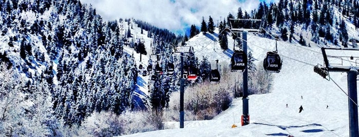 Aspen Mountain is one of USA #4sq365us.