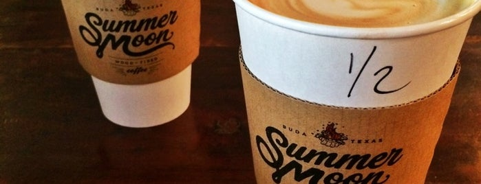 Summermoon Coffee Bar is one of austin city limits.