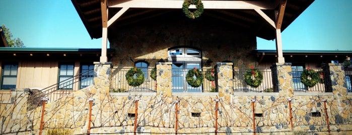 Pride Mountain Vineyards is one of Sf/ napa.