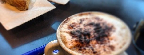 Blanc Cafe is one of Orte, die Antonio gefallen.