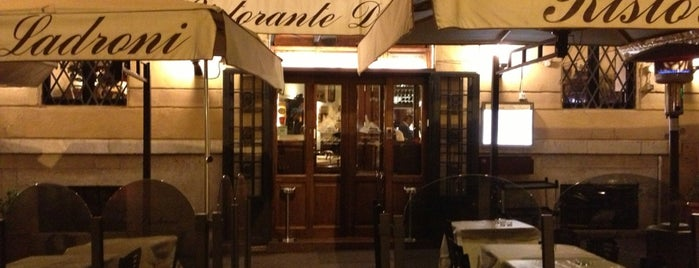 Ristorante Due Ladroni is one of Roma.