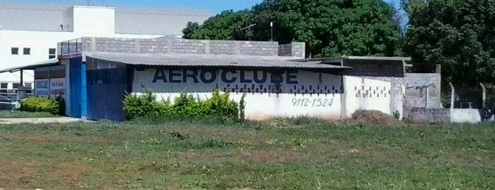 Aeroclube Montes Claros is one of melhor de Moc.