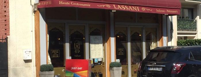 Lassani is one of Les endroits où manger et boire dans Courbevoie.