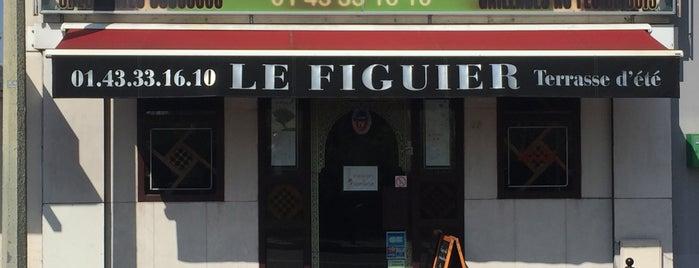 Le Figuier is one of Les endroits où manger et boire dans Courbevoie.