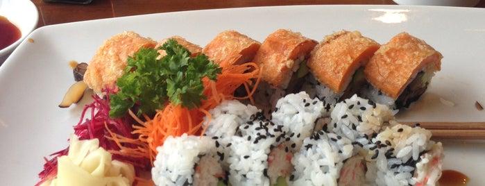 Sushi Bella is one of Danielle : понравившиеся места.