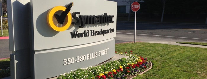Symantec HQ is one of Silicon Valley Companies.