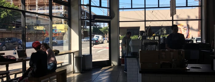 Blue Bottle Coffee is one of Los Angeles List.