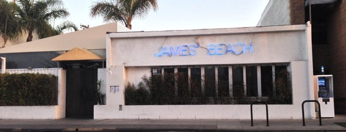 James' Beach is one of Restaurants In California—In The Gr8 USA.