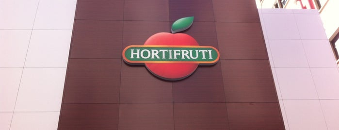 Hortifruti is one of Locais salvos de Fabricio.