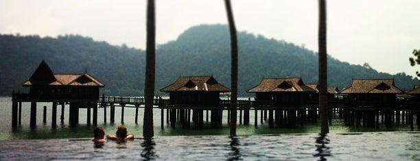 Pangkor Laut Resort is one of Amazing World Hotels.