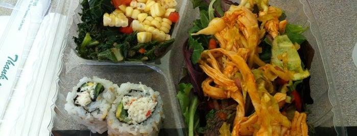 Julie's Kitchen is one of TA Lunch Spots.