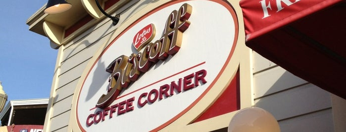 Biscoff Coffee Corner is one of Bakery/coffee shop.