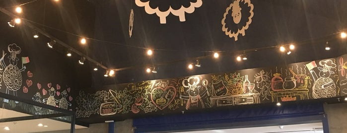 Pecorino Bar & Trattoria is one of Guilherme 님이 좋아한 장소.