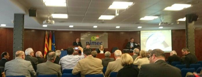 PIMEC - micro, petita i mitjana empresa de Catalunya is one of Lieux qui ont plu à Miquel.